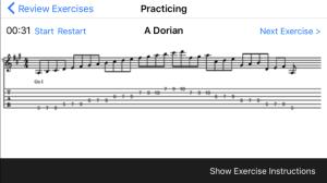 Practice UI